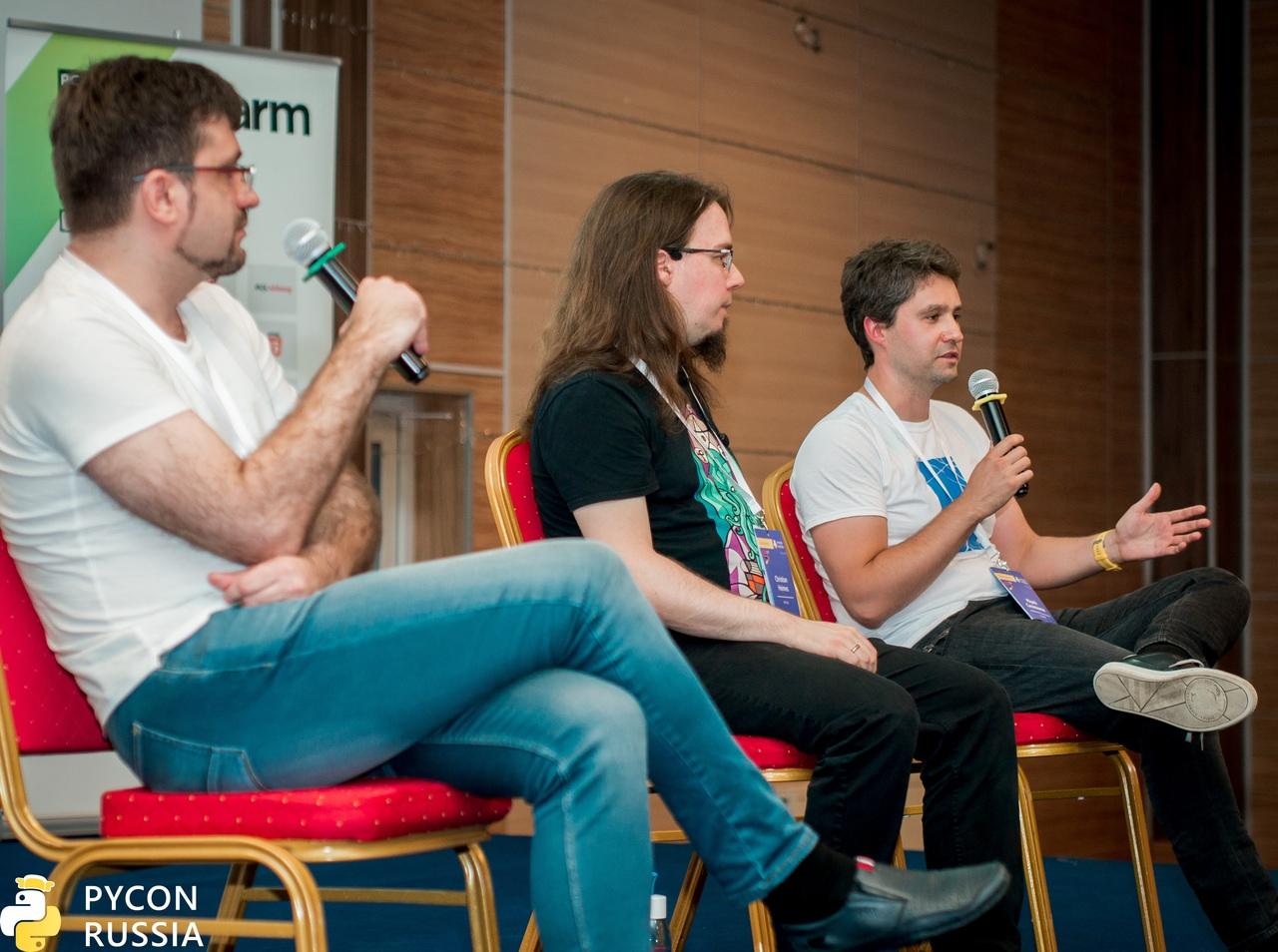 Конференция PyCon Russia 2018: видео всех докладов и презентации - 1