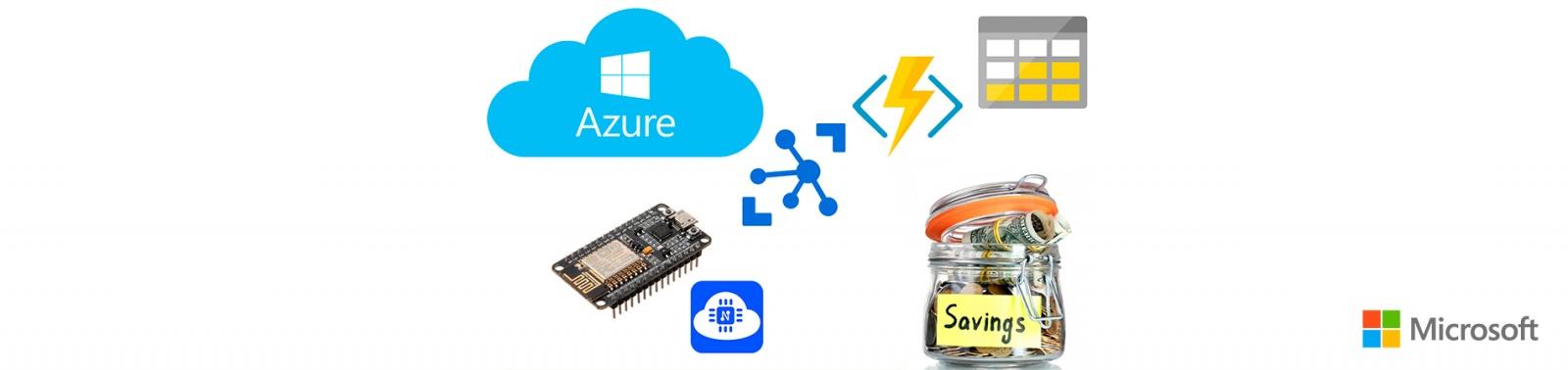 Прыжок в облако. Строим бюджетное решение для интернета вещей на NodeMCU + Azure IoT Hub - 1