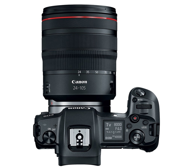 Canon EOS R: полнокадровая беззеркальная камера для профессиональной съёмки