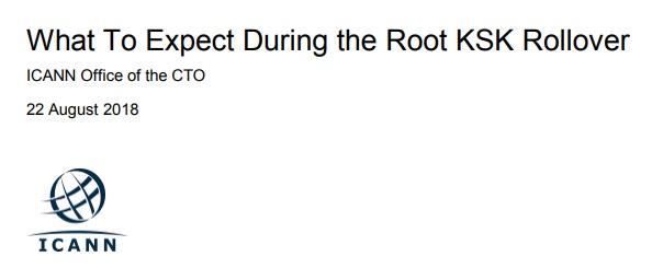 ICANN опубликовала подробное руководство о том, чего следует ожидать во время обновления KSK в корневой зоне - 1