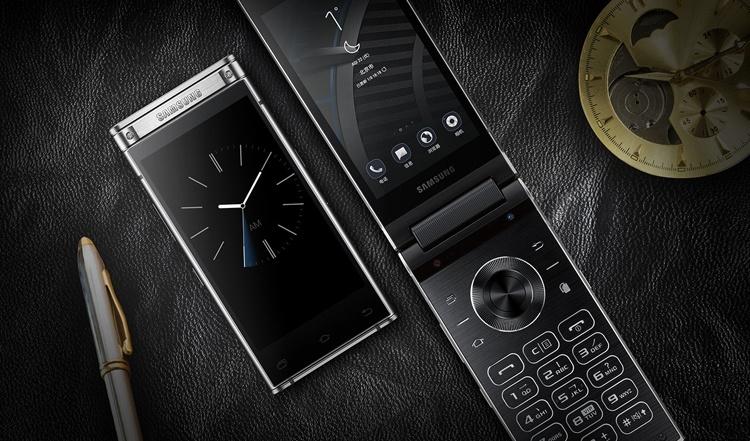 Samsung вскоре представит смартфон-раскладушку топового уровня