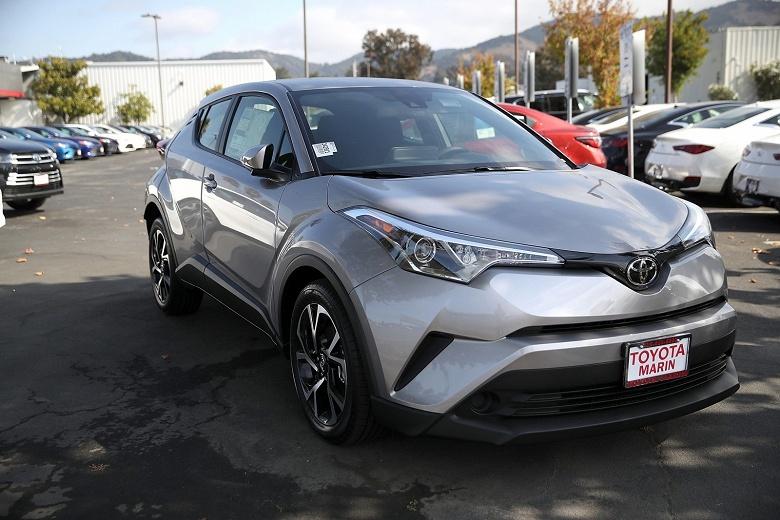 Toyota отзывает почти 750 000 электромобилей в связи с повышенным риском возгорания