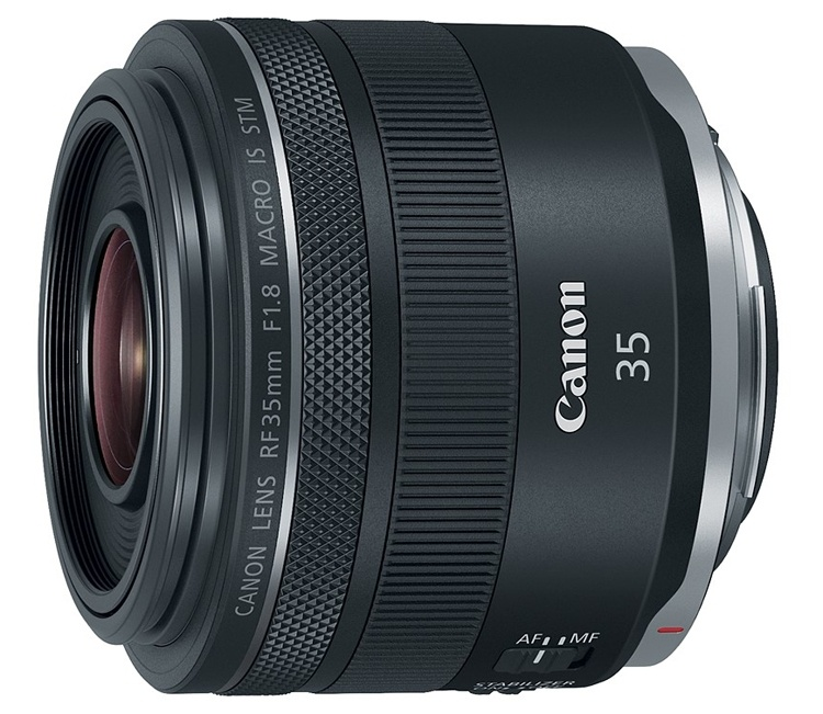 Квартет объективов Canon для новой системы EOS R