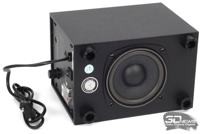 Новая статья: Обзор 2.1-акустики Microlab M-105: эталон минимализма