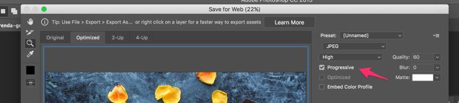 Оптимизация графики для веба: самое важное - 14