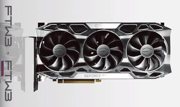 Рассекречены изображения новых видеокарт EVGA GeForce RTX 2080/2080 Ti