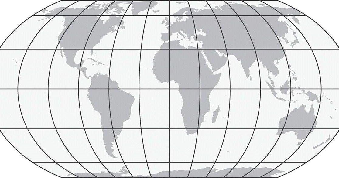 «Равная Земля»: новая и более точная карта мира