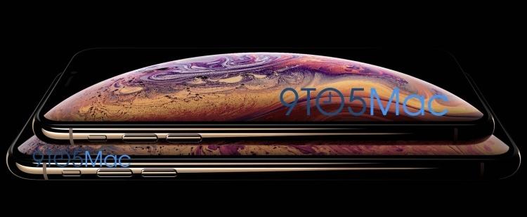 Смартфон Apple с 6,5-дюймовым OLED-дисплеем назовут iPhone Xs Max