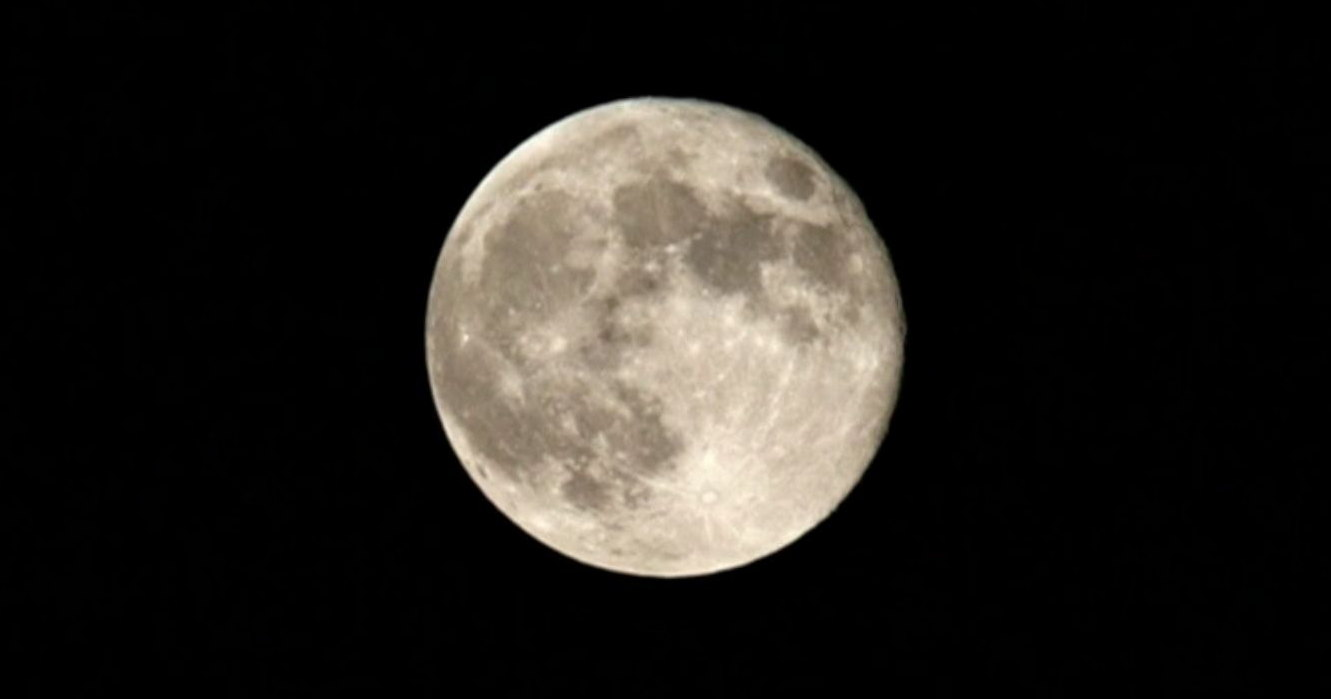 У Луны когда-то было магнитное поле