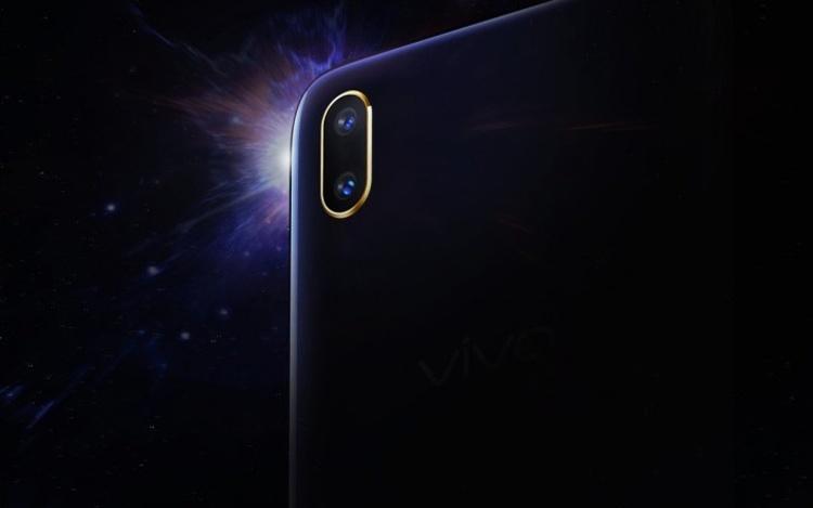 Vivo V11: смартфон среднего уровня с экранным сканером отпечатков пальцев