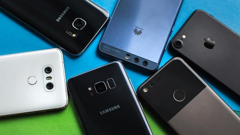 Портрет самого распространённого смартфона по версии AnTuTu: экран Full HD, 6 ГБ ОЗУ и Android Oreo
