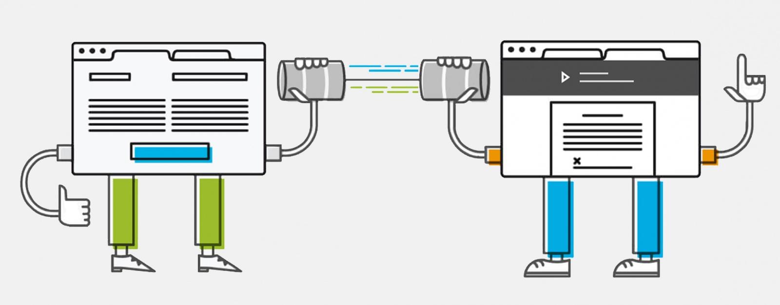 Способы синхронизации вкладок браузера - 1