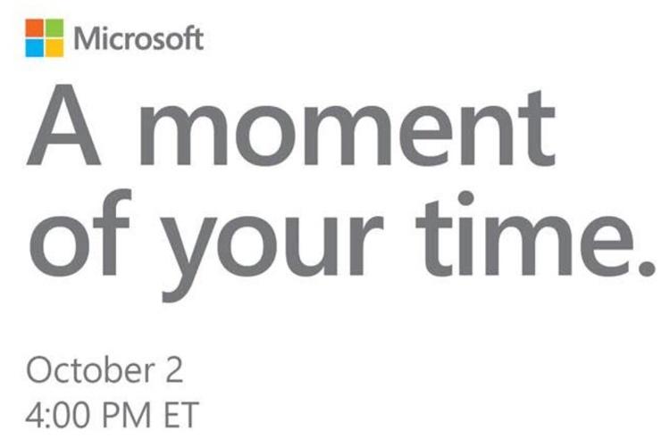 Microsoft и Google назвали даты анонса новых гаджетов