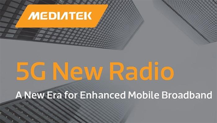 MediaTek предложит однокристальные системы с поддержкой 5G для недорогих смартфонов