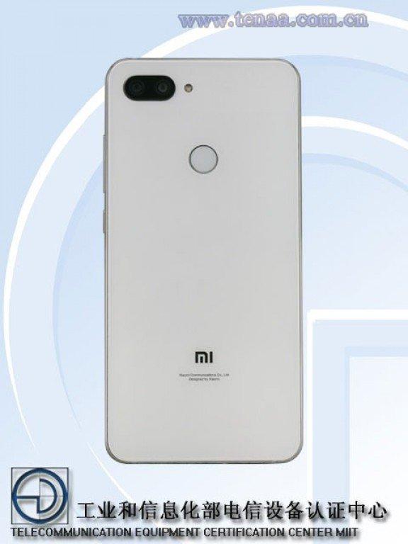 Xiaomi показала кусочек смартфона Mi 8 Youth - 2