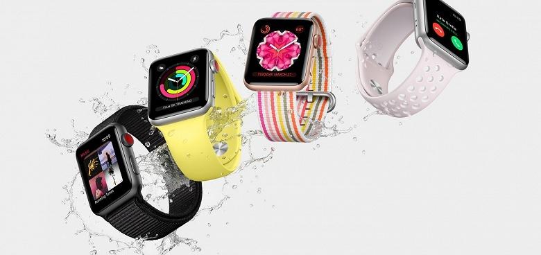 В преддверии выхода новой модели из магазина Apple начали исчезать текущие версии умных часов Apple Watch