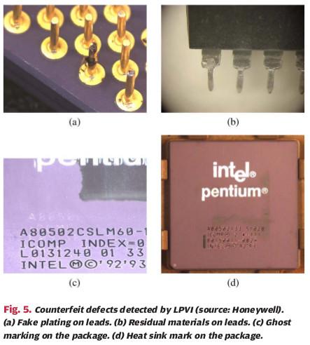 Введение в мир поддельных микросхем: методы обнаружения контрафакта - 7