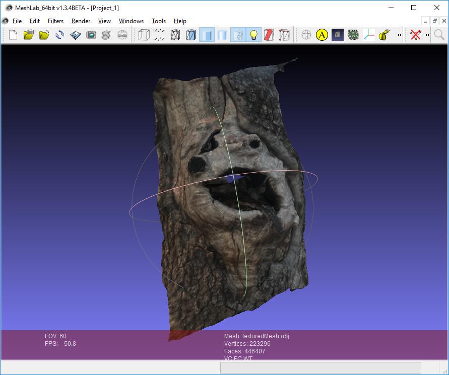 AliceVision: фотограмметрия из командной строки - 11