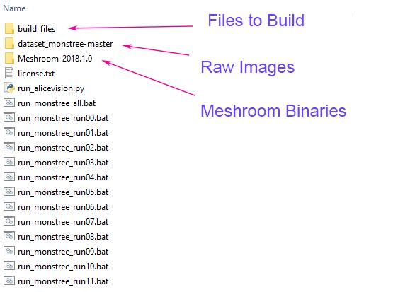 AliceVision: фотограмметрия из командной строки - 1