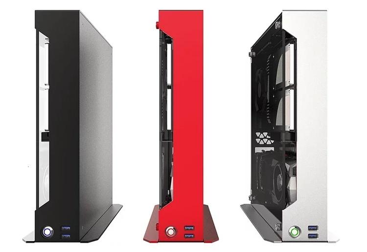 Z-Case P50: корпус для компактного ПК на основе платы Mini-ITX
