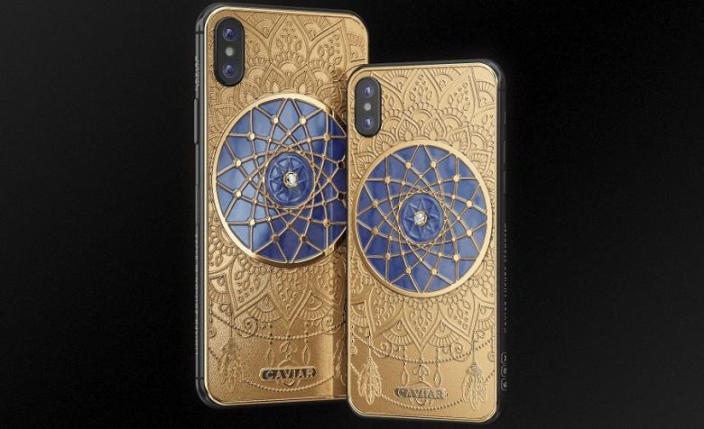 iPhone XS с огромным бриллиантом предлагают за 399 тысяч рублей - 3