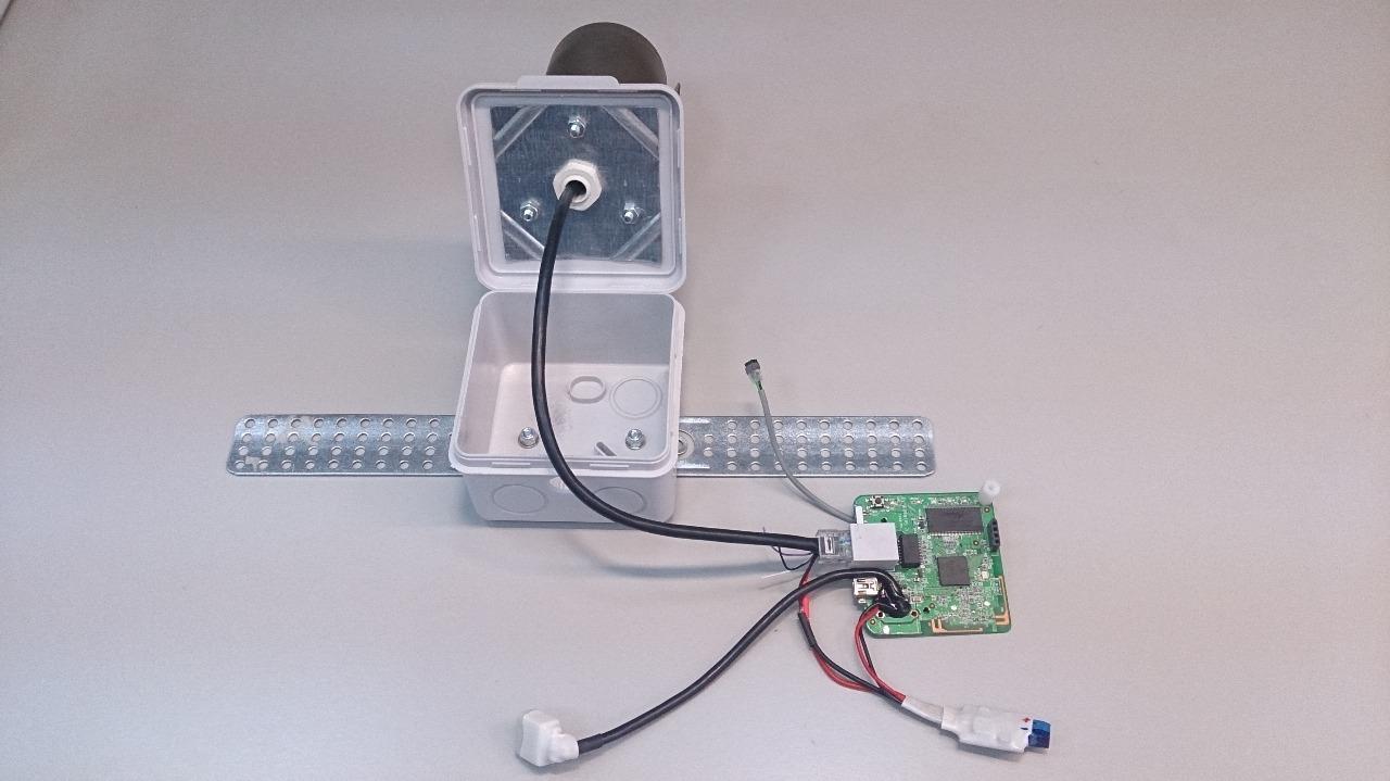 Как мы сделали малогабаритный облачный видеорегистратор из обычной IP камеры - 23