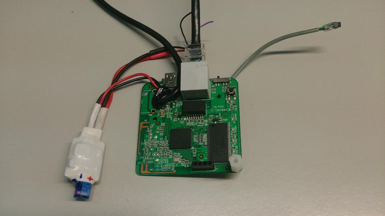 Как мы сделали малогабаритный облачный видеорегистратор из обычной IP камеры - 24