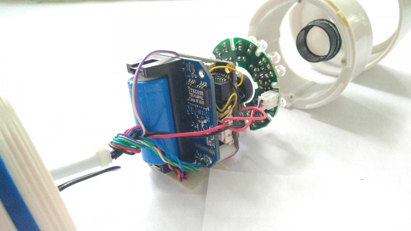 Как мы сделали малогабаритный облачный видеорегистратор из обычной IP камеры - 39