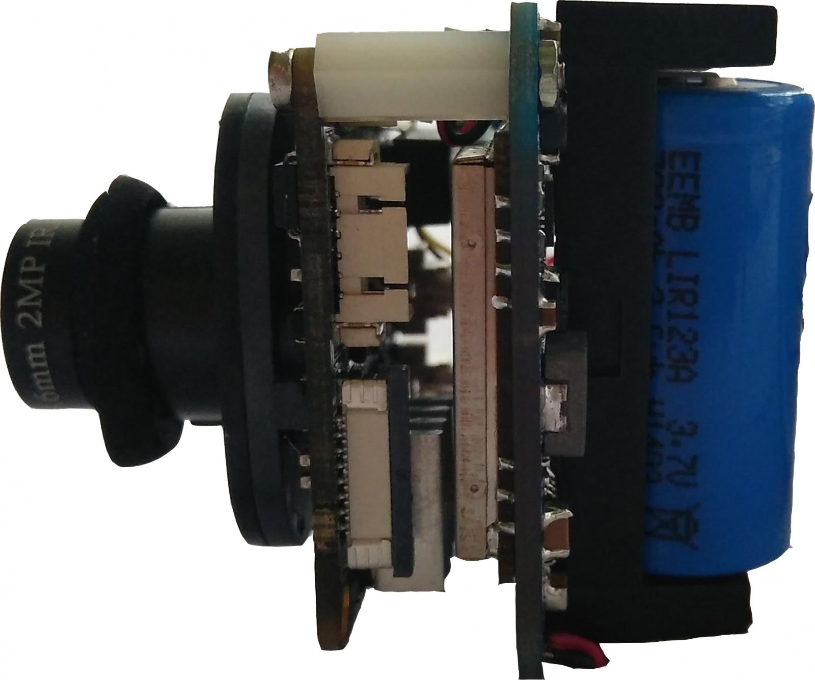 Как мы сделали малогабаритный облачный видеорегистратор из обычной IP камеры - 40