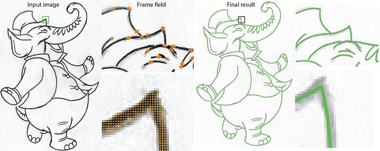 Михаил Бессмельцев с коллегой разработал новые алгоритмы для векторизации графики - 1