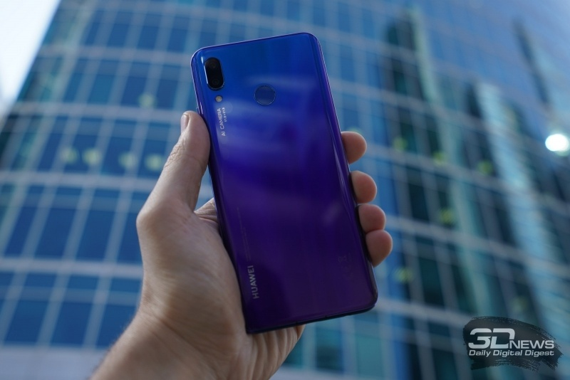Новая статья: Обзор смартфона Huawei nova 3: дополненное издание