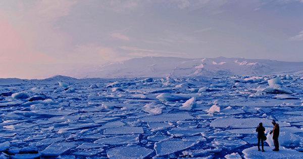 Патент недели: показать, что скрыто подо льдом