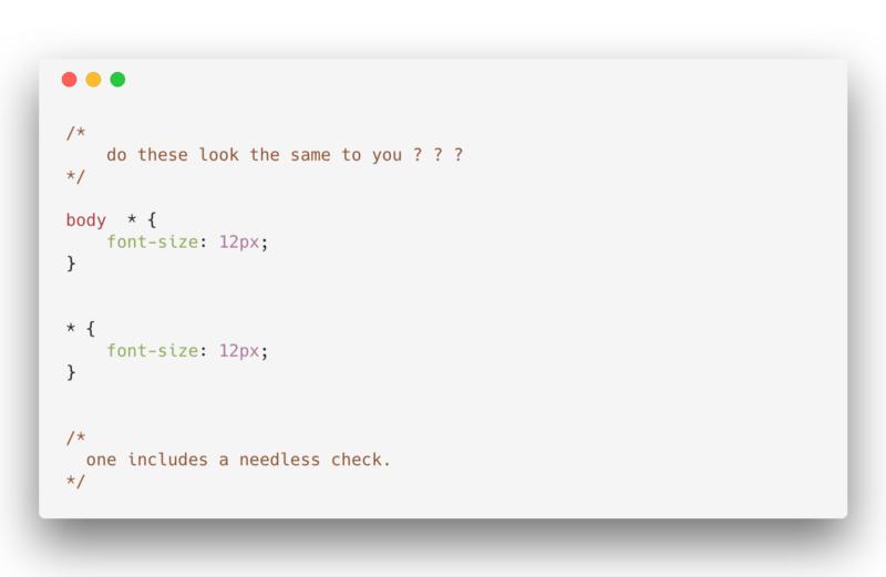 Плохой, зато свой: как написать по-настоящему ужасный CSS - 4