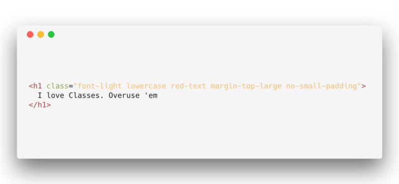 Плохой, зато свой: как написать по-настоящему ужасный CSS - 5