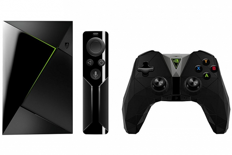 Выпущена юбилейная прошивка для Nvidia Shield TV