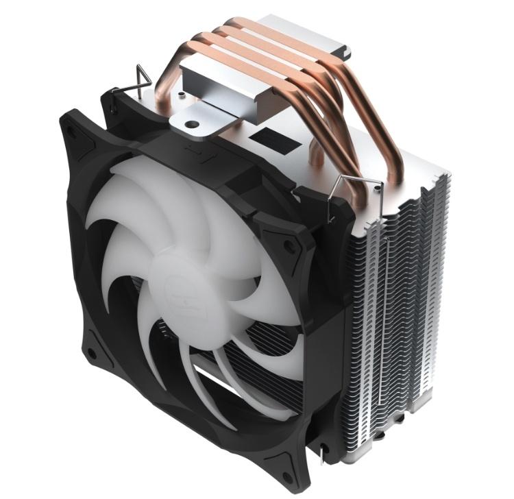 SilentiumPC Fera 3 RGB HE1224: кулер с подсветкой для чипов AMD и Intel