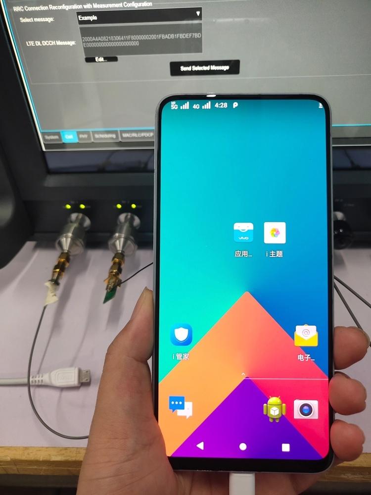 Vivo создала 5G-версию смартфона NEX