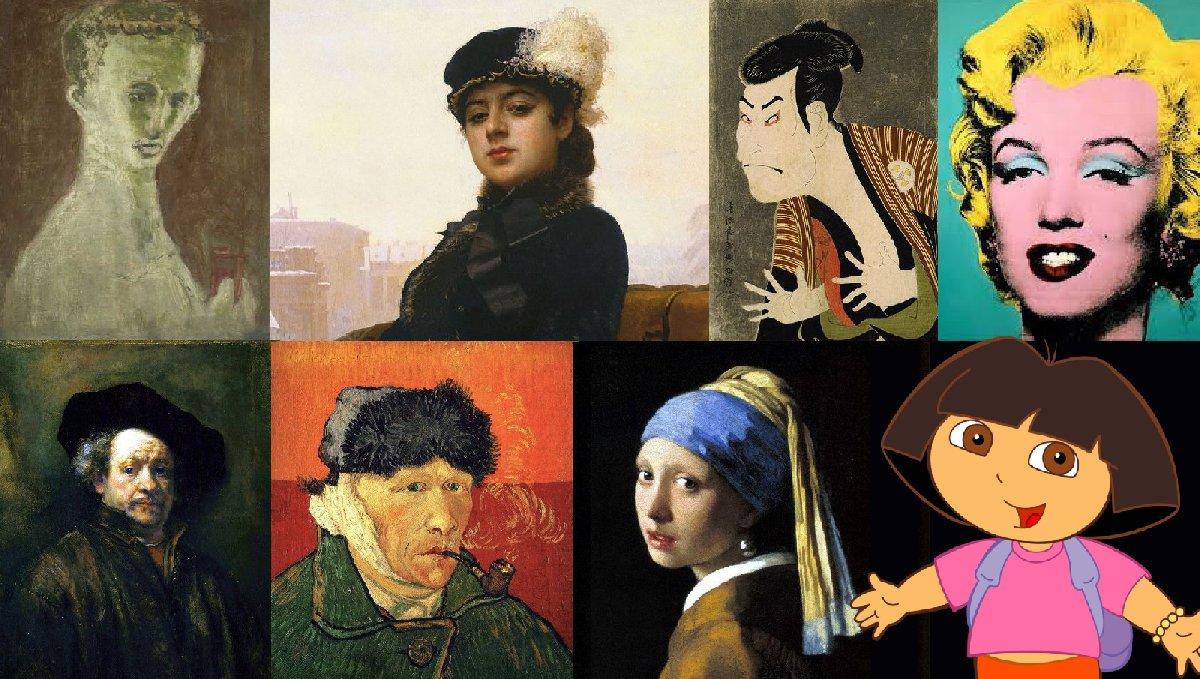 Глубокое обучение для определения стиля и жанра картин - 1