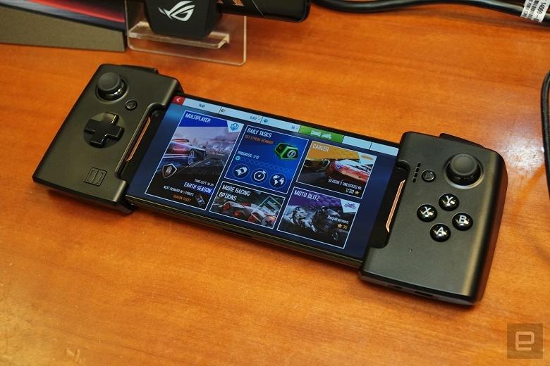 Игровой смартфон Asus ROG Phone поступает в продажу по цене от 875 долларов