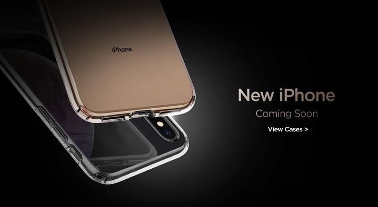 Изображения чехлов Spigen включают качественные изображения iPhone Xs и iPhone Xs Max