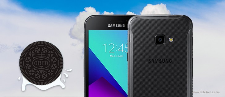 Защищенный смартфон Samsung Galaxy Xcover 4 обновили до Android 8.1 Oreo