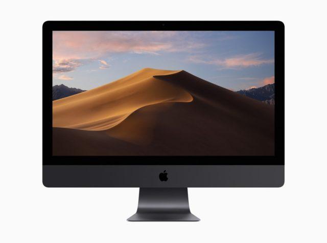 Apple объявила дату выхода финальной версии macOS Mojave - 1