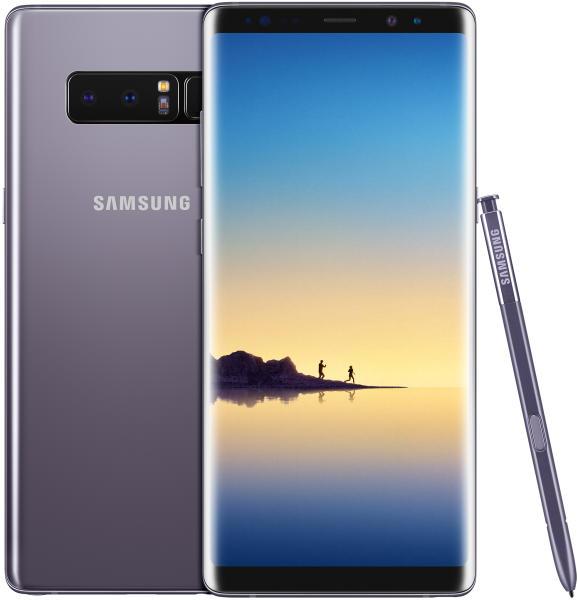 Samsung Galaxy Note8 получил режим Super Slow-Motion и AR-эмодзи