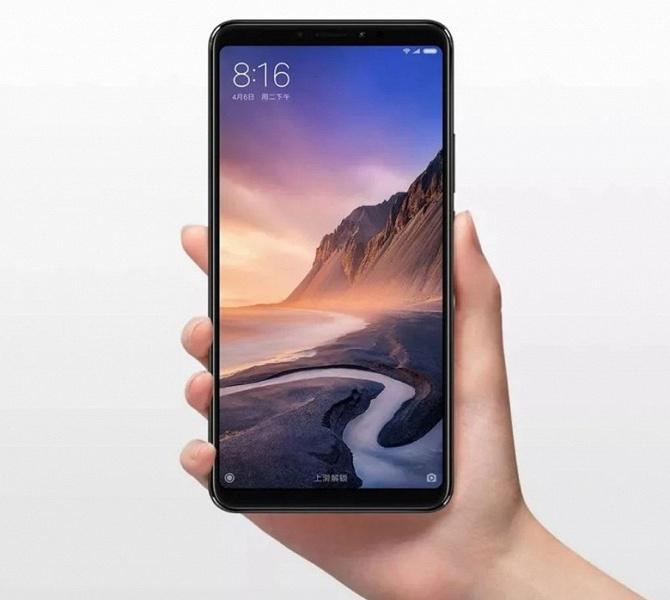 Огромный смартфон Xiaomi Mi Max 3 получил важное обновление - 1