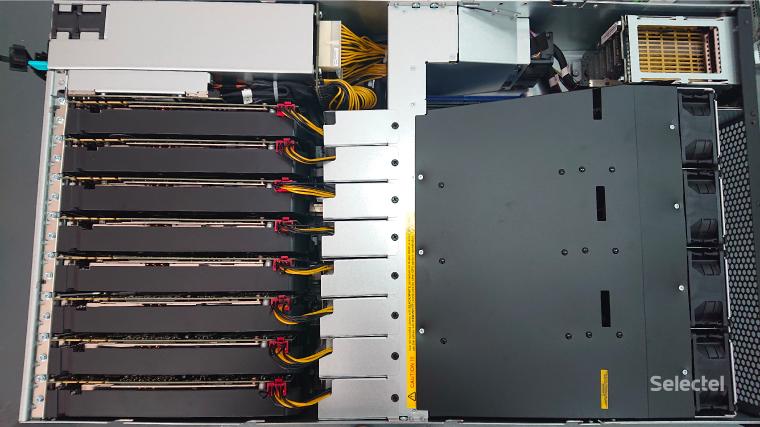 Сборка сервера: от заказа комплектующих до тестирования - 5