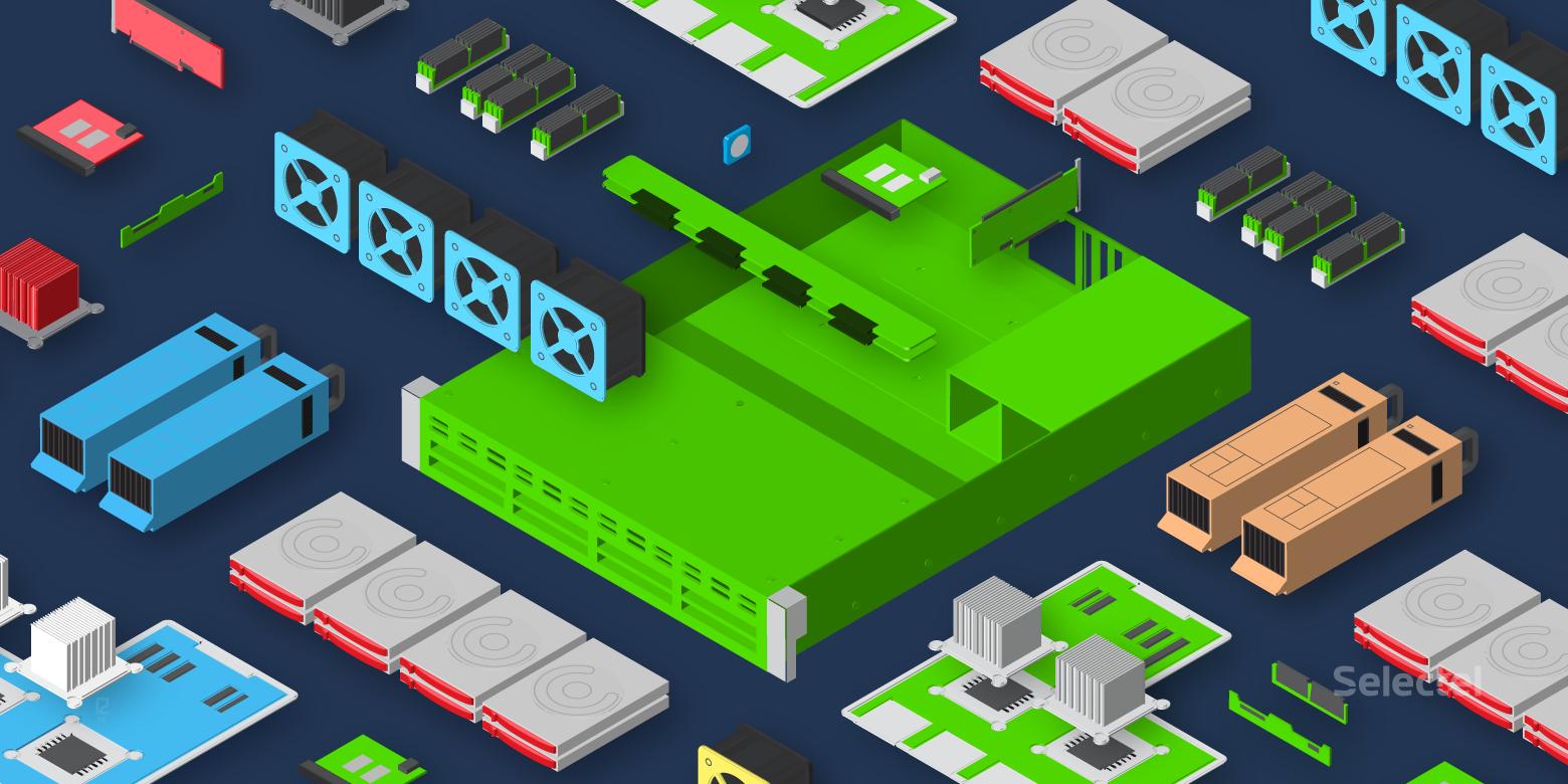 Сборка сервера: от заказа комплектующих до тестирования - 1