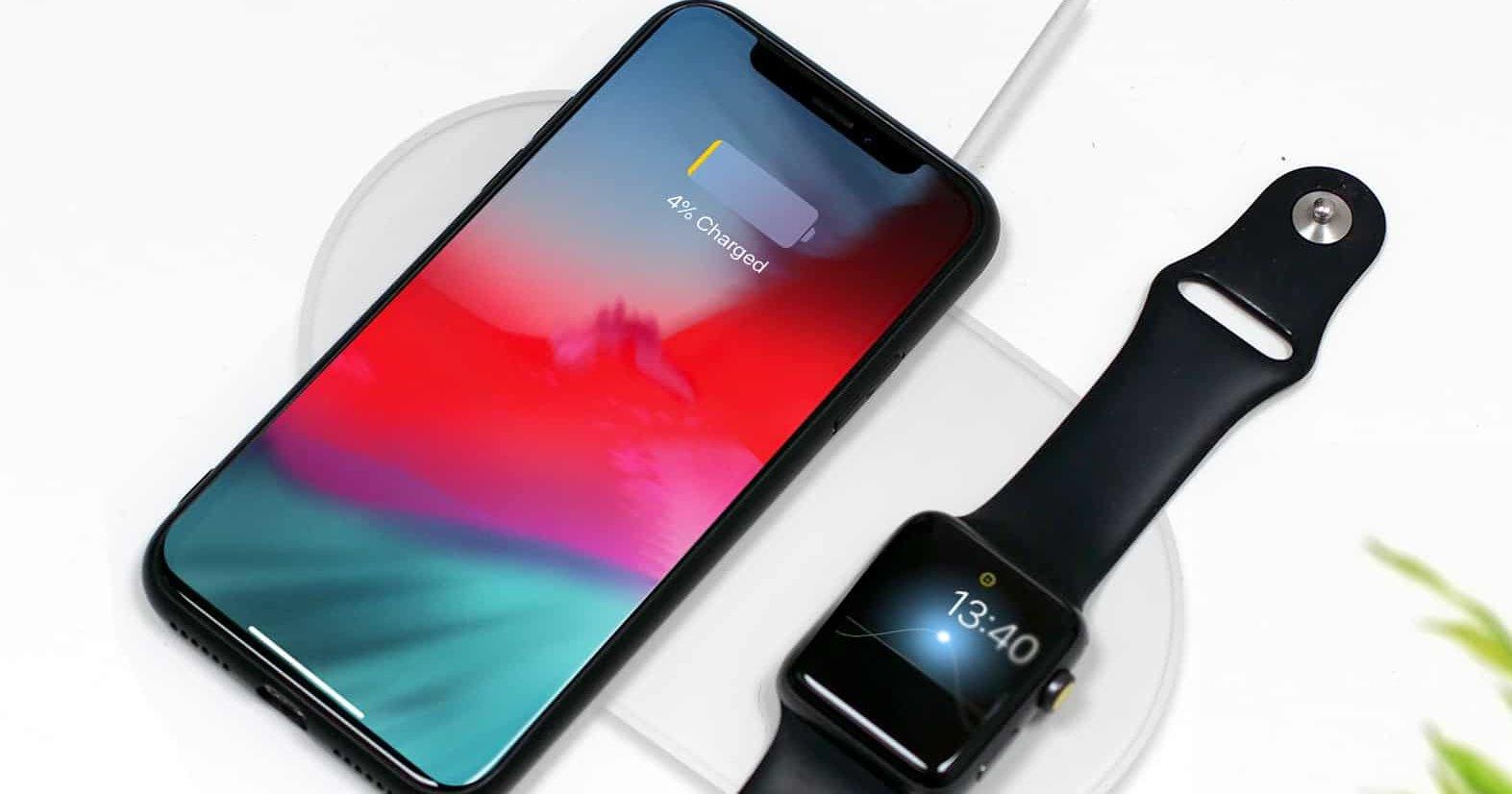 Apple отправила беспроводную зарядку в долгий ящик