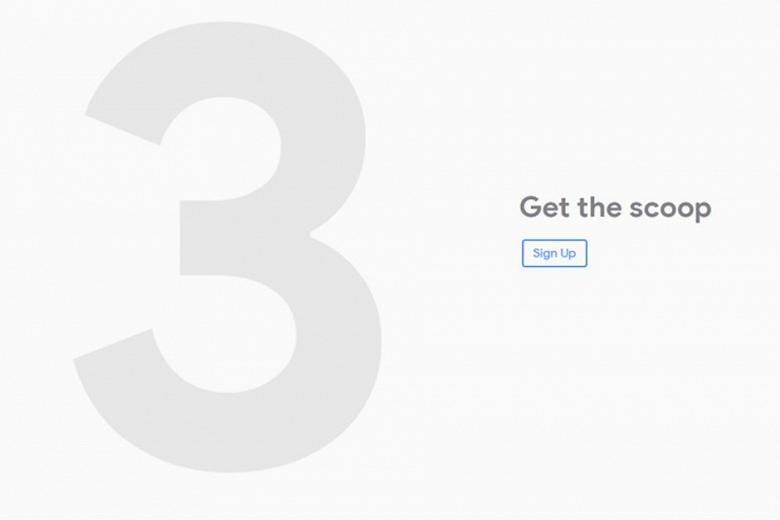 Google начинает дразнить общественность грядущим анонсом Google Pixel 3
