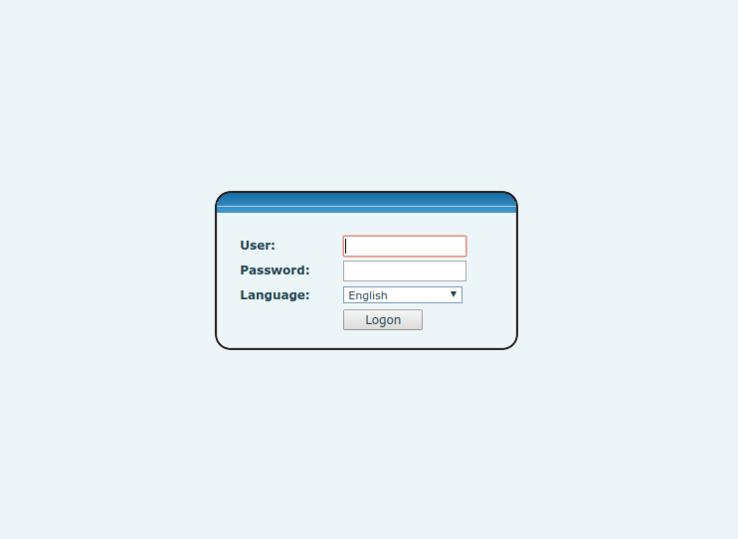 Digium A25, Digium A20, web-интерфейс