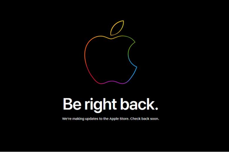 Онлайновый магазин Apple отключен перед началом приема предзаказов на iPhone XS, iPhone XS Max и Apple Watch Series 4